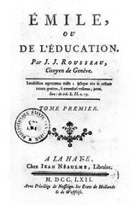Emile ou de l'Education (Rousseau)