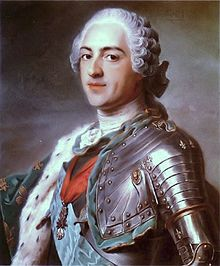 Louis XV (de La Tour)