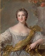 Madame Victoire de France (Nattier)