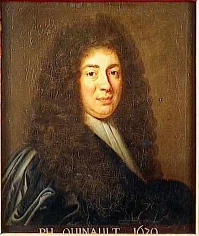 Philippe Quinault (anonyme, 1670)